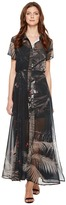 Religion Transit Sheer Maxi Dress Women's Dress