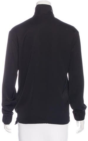 Tomas Maier Long Sleeve Pullover Jacket