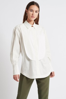 Aje Peace Bib Shirt