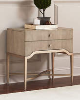 Hooker Furniture Sabeen Two-Drawer Nightstand
