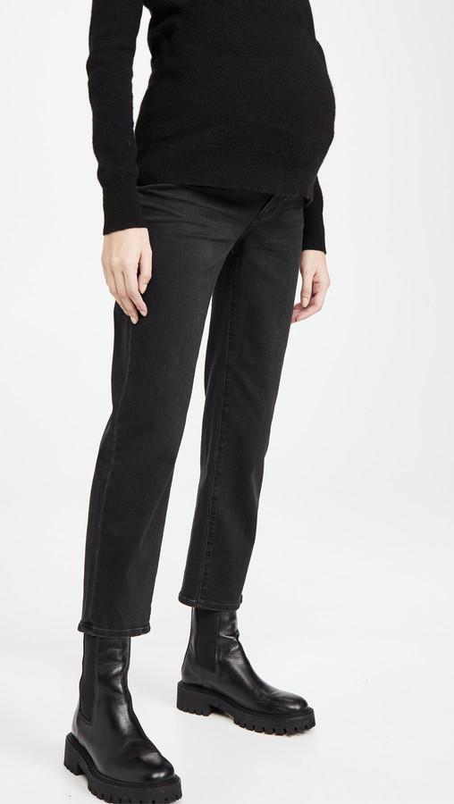 Paige Maternity Noella Straight Jeans