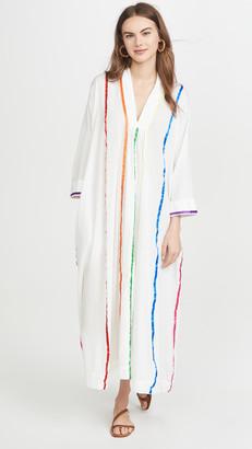 9seed Angel Beach Midi Dress