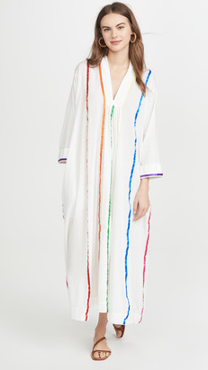 9seed Angel Beach Midi Dress