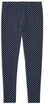 Polo Ralph Lauren Girls' Polka-Dotted Leggings - Big Kid