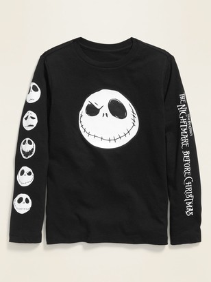 Old Navy Halloween Pop-Culture Graphic Gender-Neutral Long-Sleeve Tee for Kids