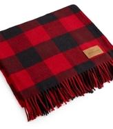 Pendleton Blankets Wool Fringe Motor Robe Throw