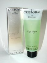 Balenciaga Cristobal Pour Homme by for Men 6.6 oz Shower Gel