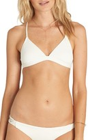 Billabong Women's It's About Triangle Bikini Top