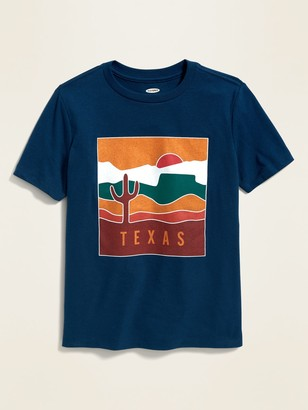 Old Navy Texas Graphic Tee for Boys