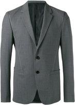 Wooyoungmi classic blazer - men - Silk/Elastodiene/Polyester/Wool - 44