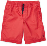 Ralph Lauren 8-20 Cotton Twill Short