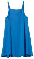 RVCA Scalloped Swing Dress