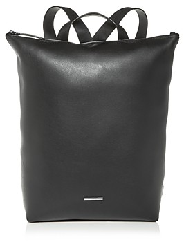 Uri Minkoff Marco Leather Tote Backpack