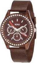 XOXO Women's XO5600 Mesh Band Watch