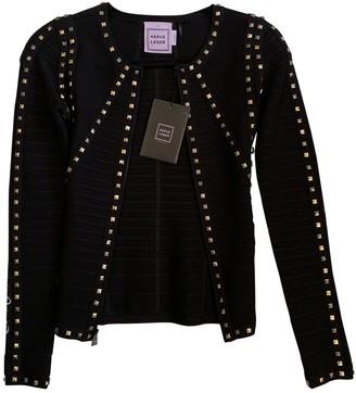 Herve Leger Black Jacket for Women