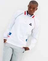 Le Coq Sportif Esmu00e9 Zip Through Sweater