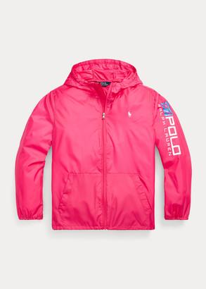 Ralph Lauren Water-Resistant Packable Ripstop Jacket