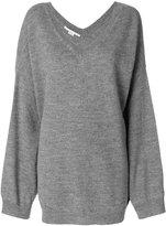 Stella McCartney oversized jumper - women - Alpaca/Virgin Wool - 38