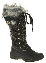 Muk Luks MUK LUKS Gwen Lace-Up Knit Snow Boots with Thinsulate