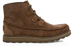 Sorel Men's Caribou Madison Waterproof Suede Boots