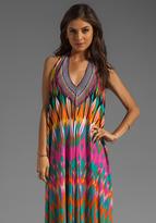 Camilla Halter Maxi Dress