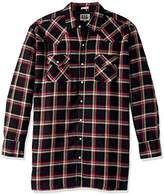 quilt lined flannel shirt - ShopStyle