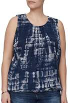 Junarose Plus Plus Evina Ombre Sleeveless Top