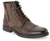 Robert Wayne Brown Edgar Cap Toe Boots