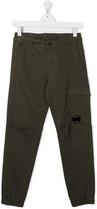 C.P. Company Kids TEEN chino trousers
