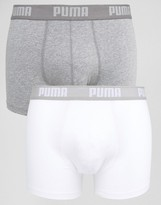 Puma 2 Pack Boxers In Multi 521015001092