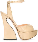 Charlotte Olympia Dree sandals - women - Leather - 35