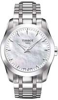 Tissot Women's Couturier Bracelet Watch, 33mm