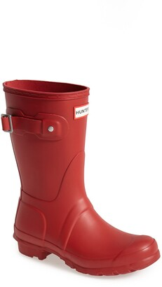 Hunter Original Short Waterproof Rain Boot