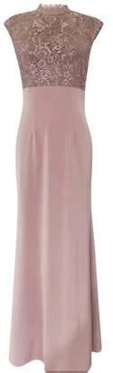 Dorothy Perkins Womens Chi Chi London Mink Maxi Dress, Mink