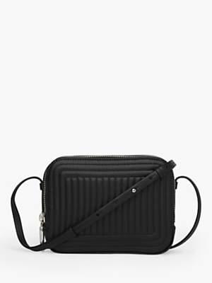 LK Bennett L.K.Bennett Mariel Leather Shoulder Bag
