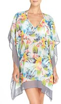 Tommy Bahama Floral Print Cover-Up Tunic