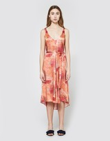 Veda Carly Dress in Bright Fruit
