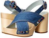 Marc Jacobs Linda Crisscross Sandal Clog