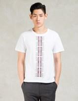 Discovered White Ss Alternate T-Shirt