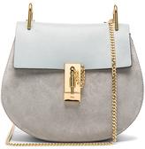 Chloé Small Suede Drew Bag