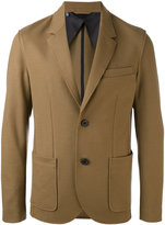 Lanvin blazer jacket - men - Cotton/Polyamide/Spandex/Elastane/Wool - 46