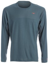 Mizuno Men's Breath Thermo Body Mapping LS Shirt 8139197
