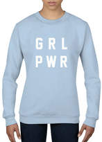 Adolescent Clothing Girl Power Sweatshirt