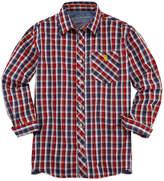 USPA U.S. Polo Assn. Long-Sleeve Woven Shirt - Boys 8-20