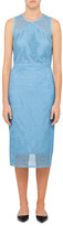 Diane von Furstenberg Lace Sleeveless Dress