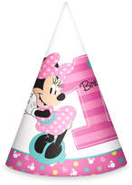 Disney Minnie Mouse 1st Birthday Party Hats