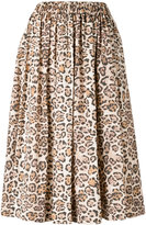 Brognano patterned skirt