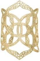 Kendra Scott Roni Cuff Bracelet in Gold
