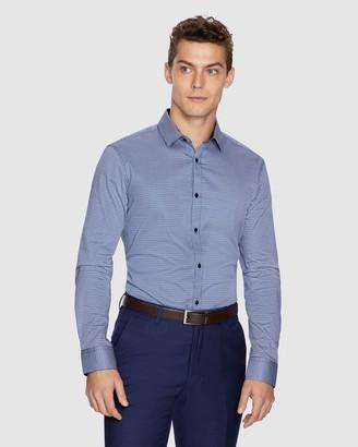 yd. Justice Slim Dress Shirt