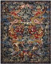 Nourison Dynasty Emperor Moroccan Wool Rug